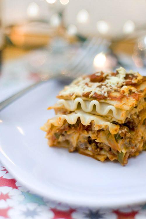 Gluten Free Dairy Free Lasagna  Gluten Free Chops Gluten Free and Dairy Free Lasagna