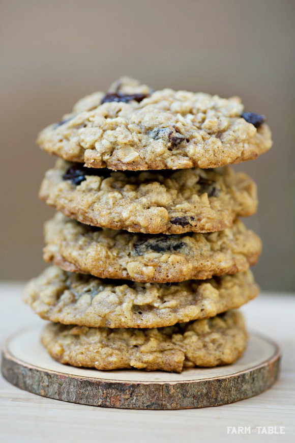 Gluten Free Dairy Free Oatmeal Cookies  gluten free oatmeal raisin cookies