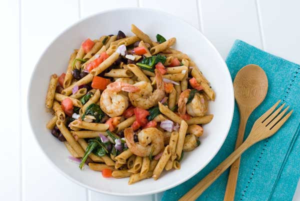 Gluten Free Dairy Free Pasta Recipes  Gluten Free Chili Lime Shrimp Pasta Salad Recipe