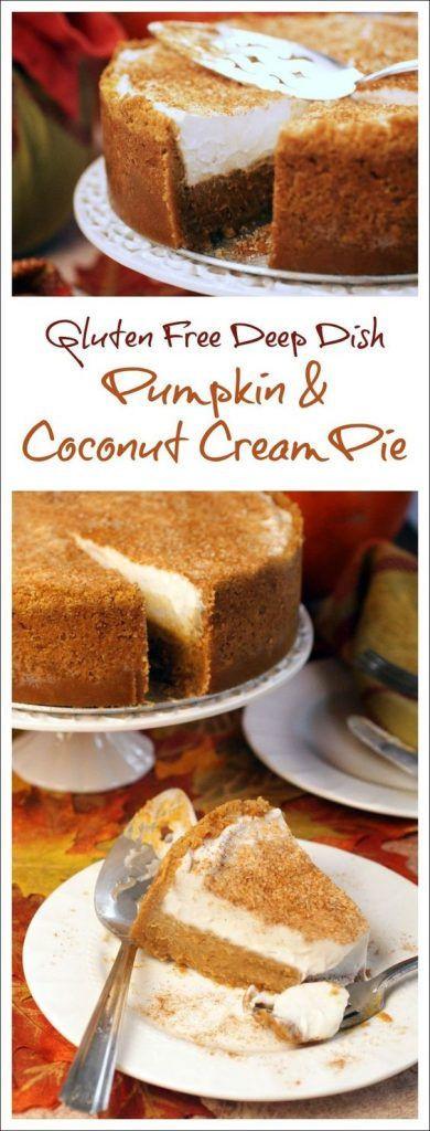 Gluten Free Dairy Free Pumpkin Desserts  212 best images about Recipes Pumpkins on Pinterest
