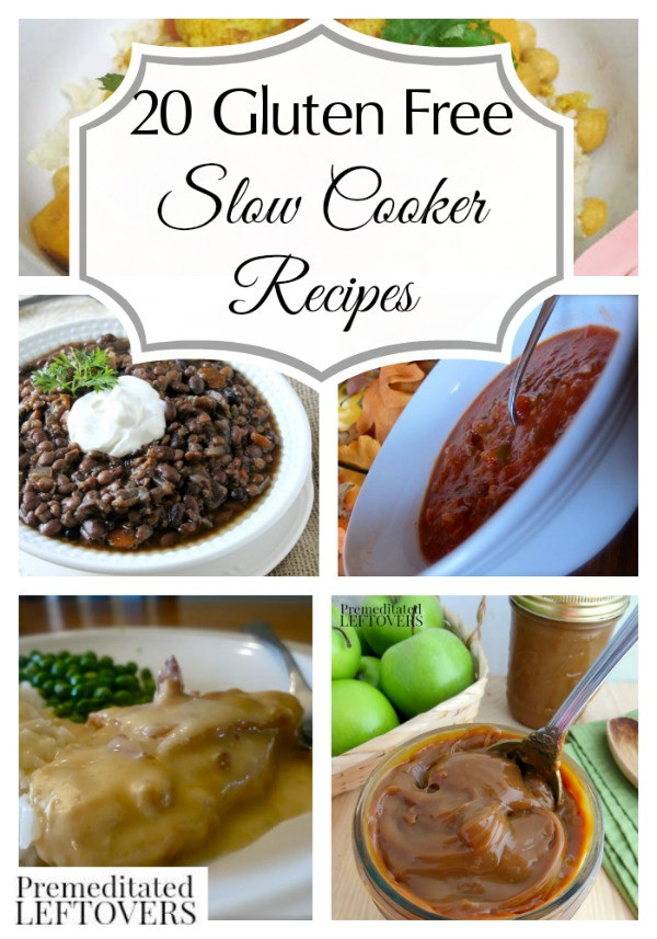 Gluten Free Dairy Free Slow Cooker Recipes  20 Gluten Free Slow Cooker Recipes