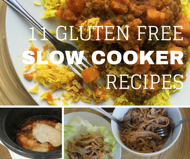 Gluten Free Dairy Free Slow Cooker Recipes  11 gluten free slow cooker recipes