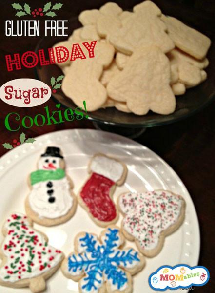 Gluten Free Dairy Free Sugar Cookies  Gluten Free Sugar Cookie Recipe