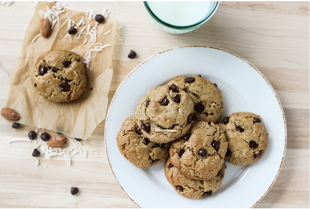 Gluten Free Dairy Free Sugar Free Cookies  Almond Joy Cookies Making Thyme for Health
