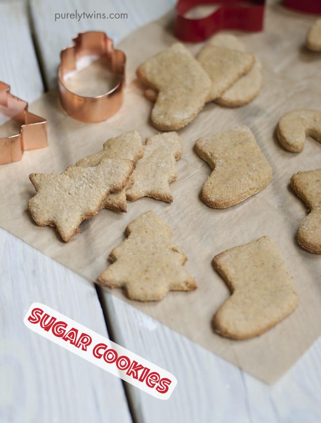 Gluten Free Dairy Free Sugar Free Cookies  the best sugar cookies egg free grain free