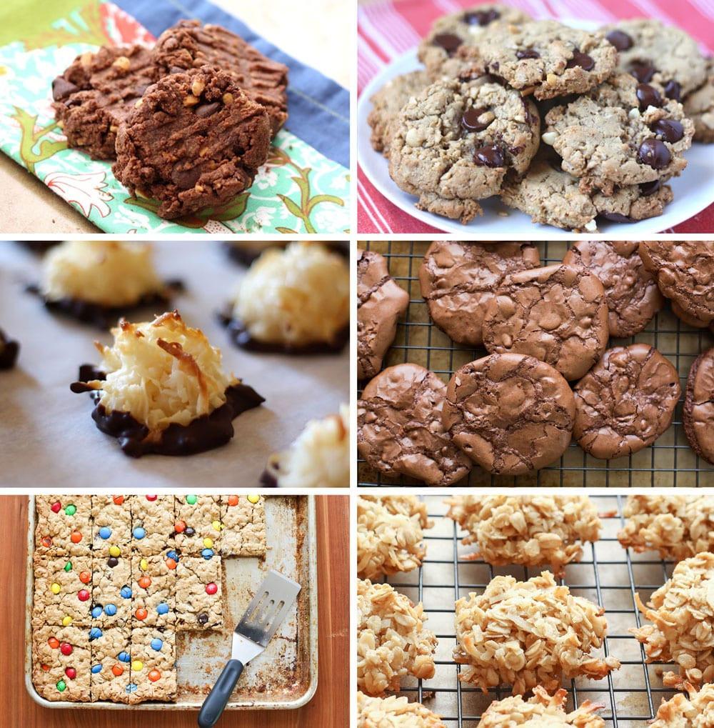Gluten Free Dessert Ideas  3 ingre nt desserts