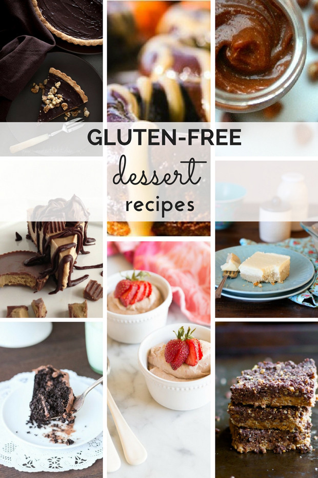 Gluten Free Desserts Chicago  Easy Gluten Free Dessert Recipes Eat Chic Chicago