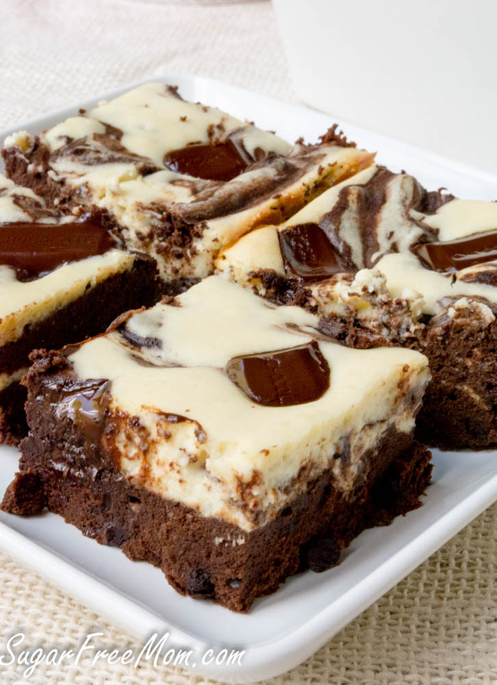 Gluten Free Diabetic Desserts  Sugar Free Cheesecake Brownies Gluten Free and Low Carb
