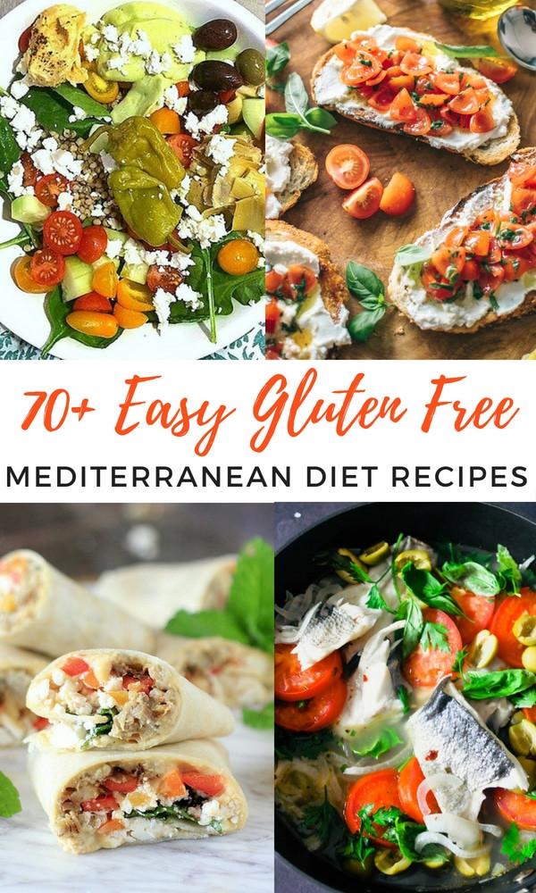 Gluten Free Diet Recipes  The Best Gluten Free Mediterranean Diet Recipes for Your