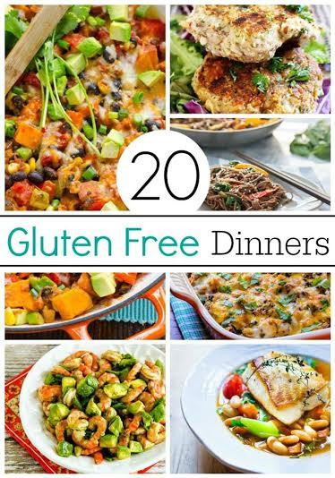 Gluten Free Dinner Ideas  Life With 4 Boys 20 Delicious Gluten Free Dinner Ideas