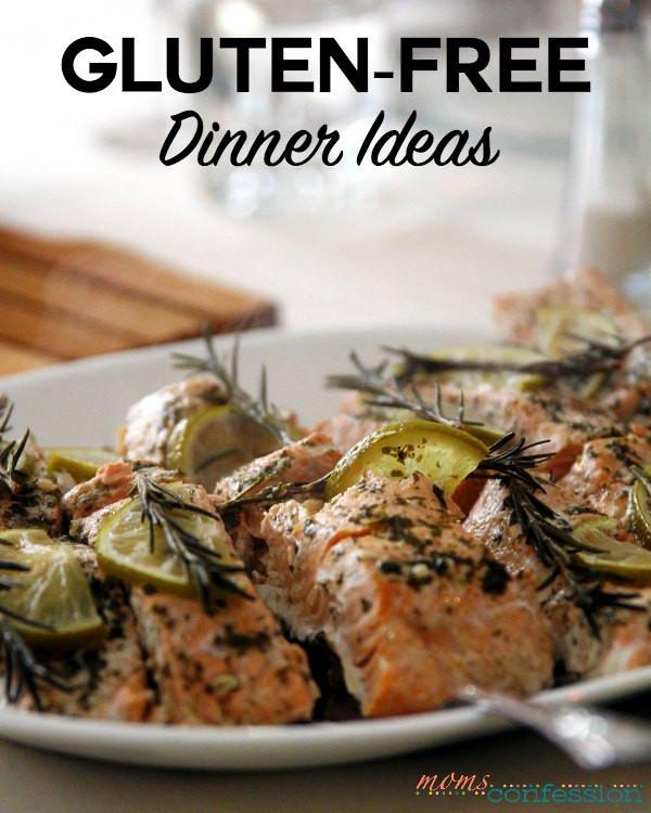 Gluten Free Dinner Ideas  Gluten Free Dinner Ideas