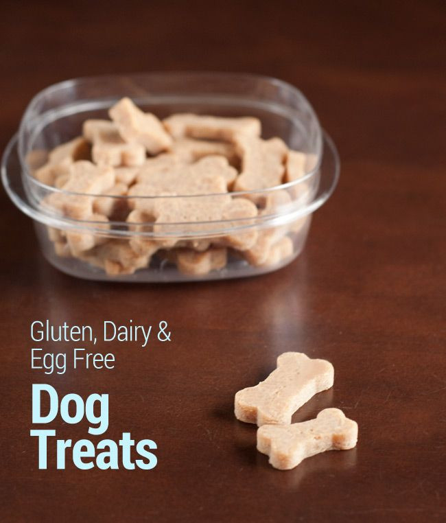 Gluten Free Dog Biscuit Recipe  164 best images about Homemade Dog Treat Recipes on