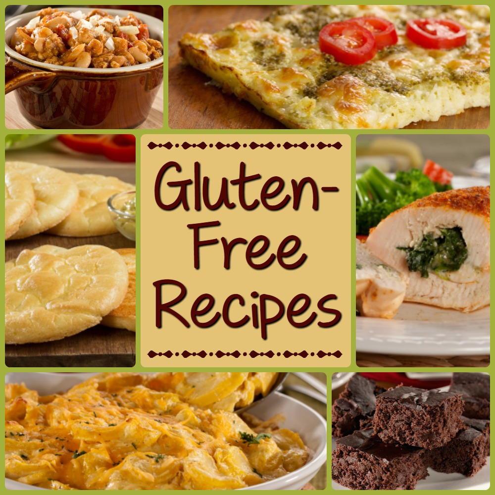 Gluten Free Food Recipes  16 Gluten Free Dinner Recipes