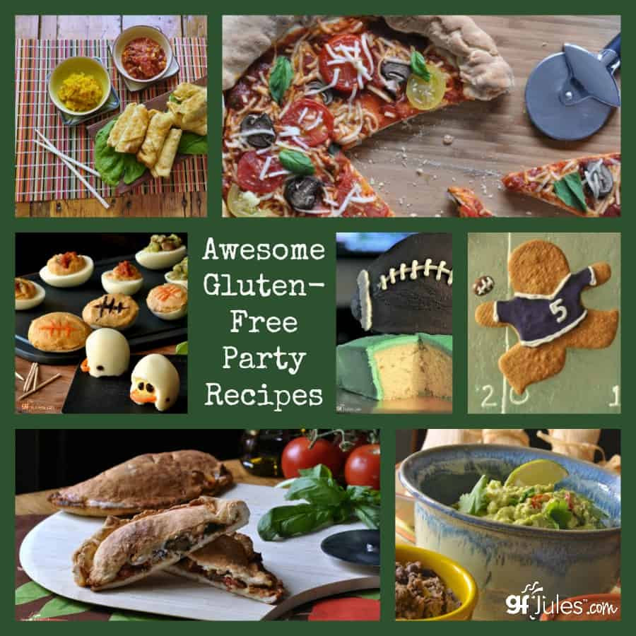 Gluten Free Food Recipes  Gluten Free Party Recipes