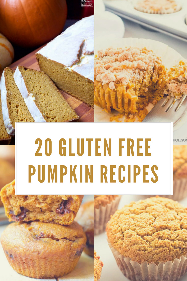 Gluten Free Food Recipes  20 Gluten Free Pumpkin Recipes Deliciously Plated