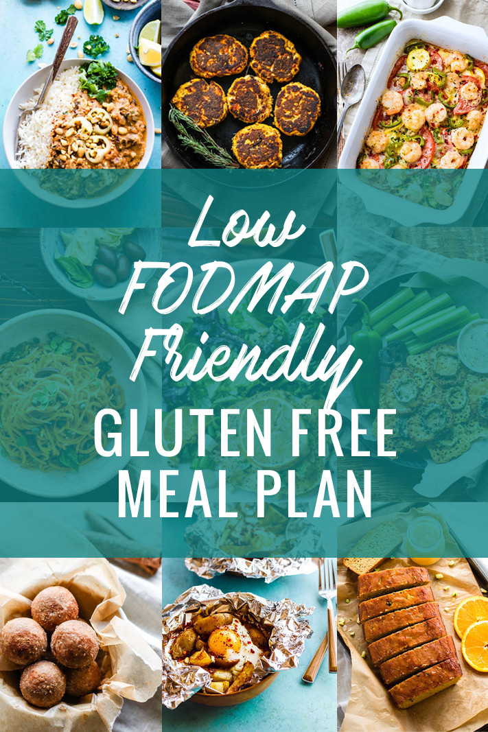 Gluten Free Foods Recipes  Low FODMAP Friendly Gluten Free Meal Plan Recipes and Tips