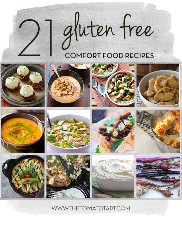 Gluten Free Foods Recipes  21 Gluten Free fort Food Recipes for Winter