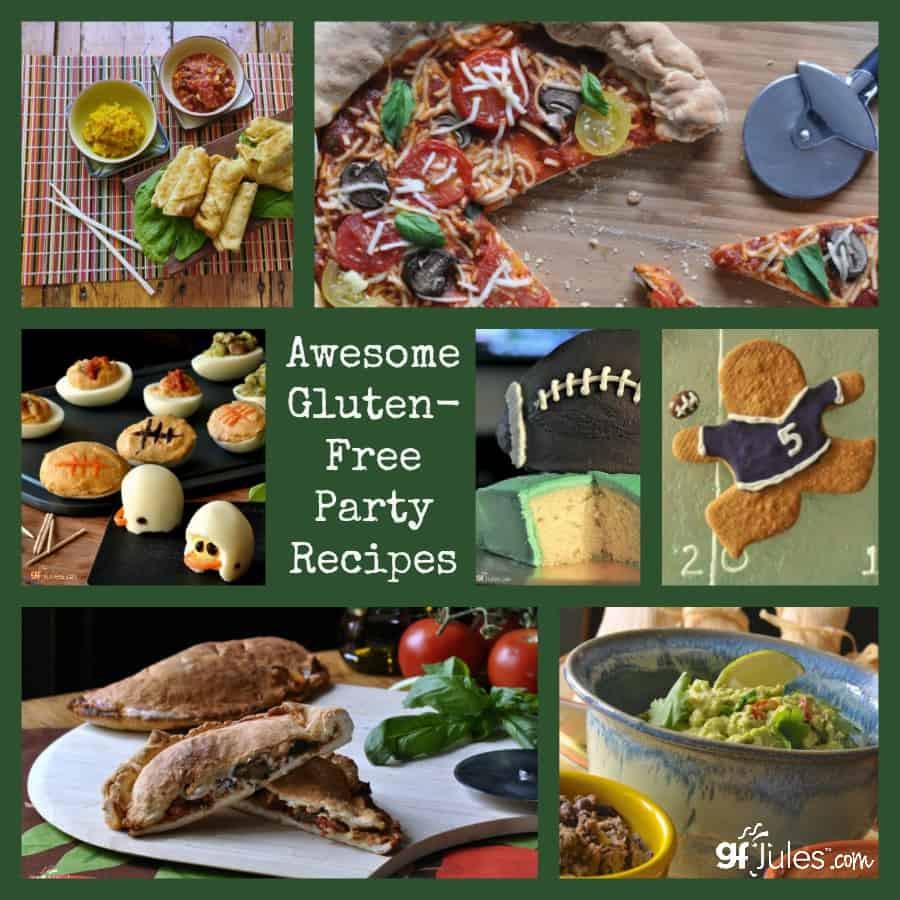 Gluten Free Foods Recipes  Gluten Free Party Recipes