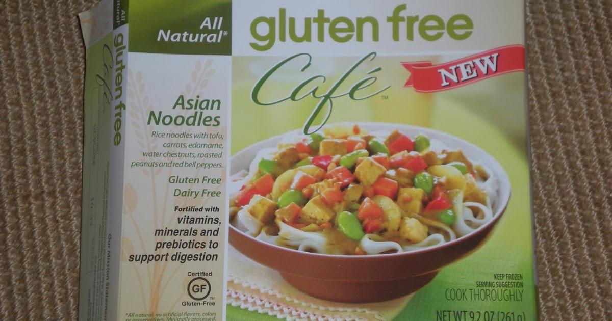 Gluten Free Frozen Dinners  Gluten Free Durham Gluten Free Cafe frozen meals