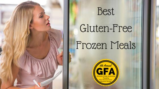 Gluten Free Frozen Dinners  Best Gluten Free Frozen Meals of 2015 The Gluten Free Awards