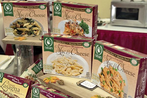 Gluten Free Frozen Dinners  Natural Products Expo East Top Gluten Free Frozen Foods