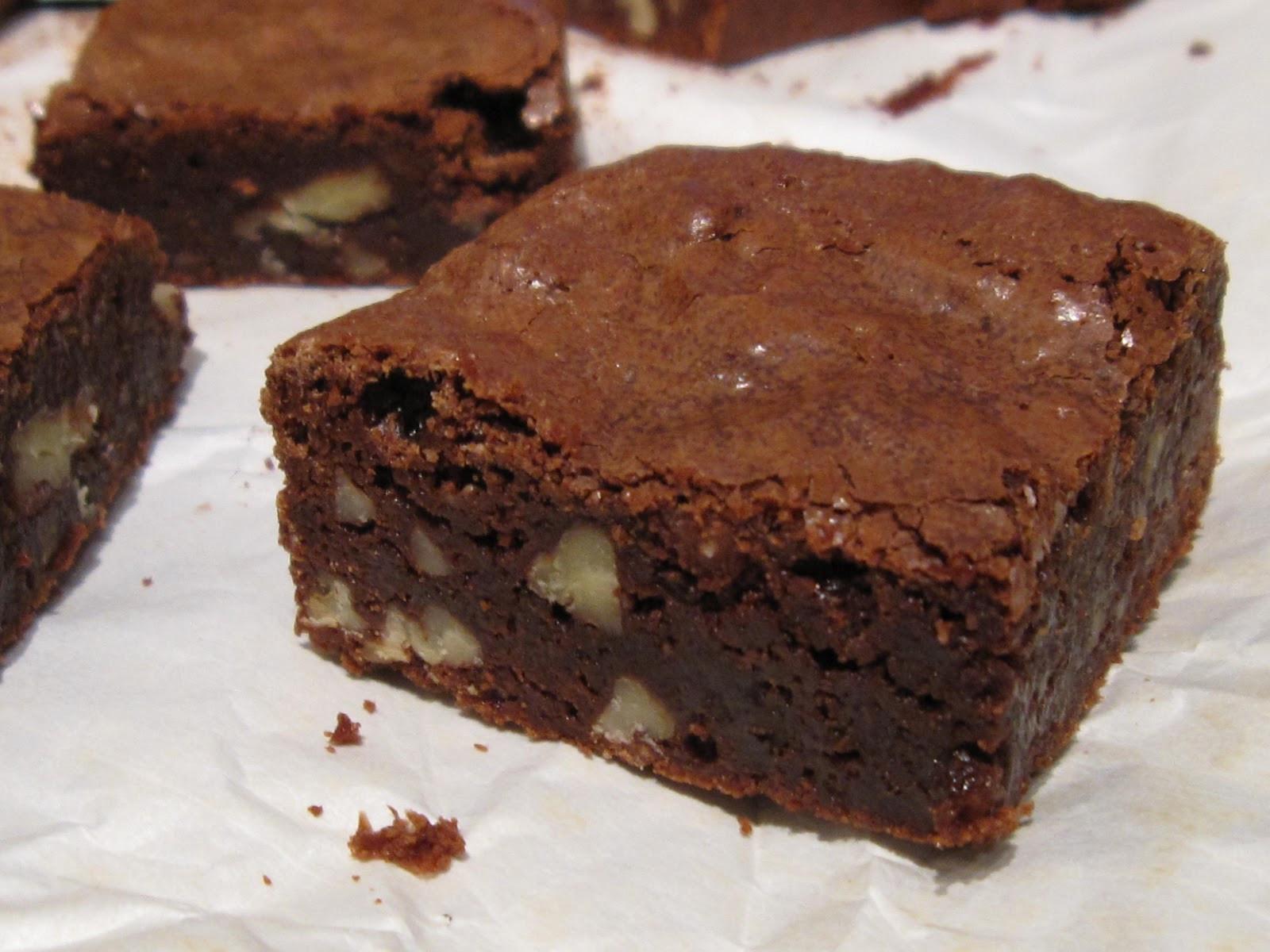 Gluten Free Fudge Brownies  HANNAH IN THE KITCHEN Gluten Free Fudge Brownies