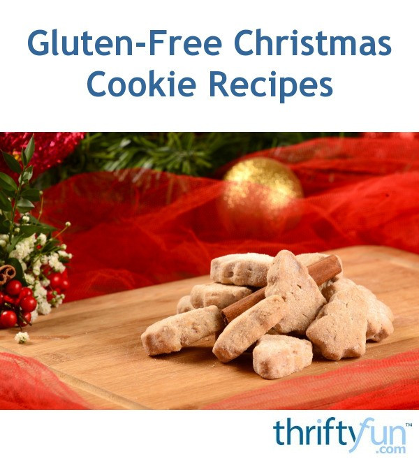 Gluten Free Holiday Cookie Recipes  Gluten Free Christmas Cookie Recipes