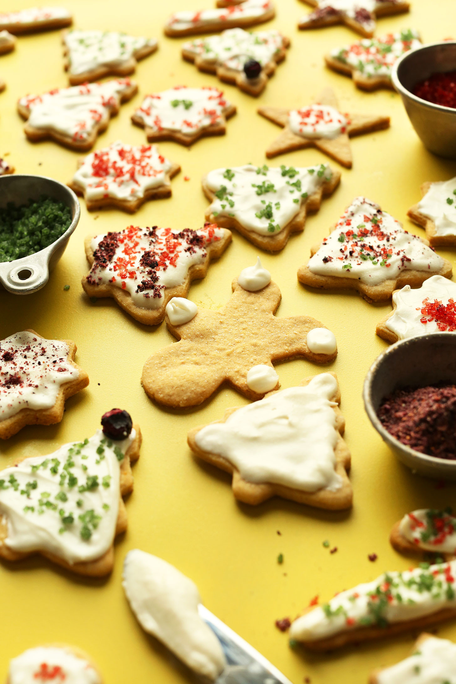 Gluten Free Holiday Cookie Recipes  Gluten Free Sugar Cookies