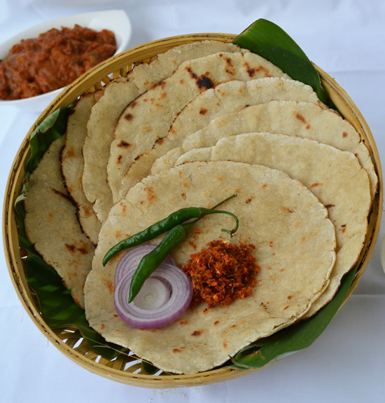 Gluten Free Indian Bread  how to make roti with rice flour