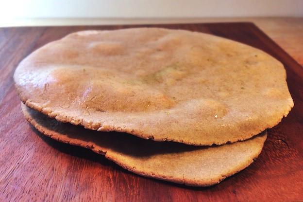 Gluten Free Indian Bread  Indian Rotis Gluten Free Flat Bread OMS Recipe Lotte Wild