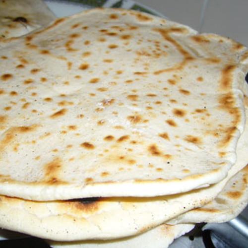 Gluten Free Indian Bread  Gluten Free Indian Plain Naan Bread Recipe