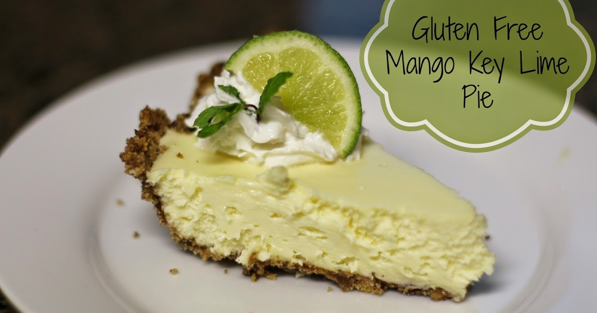 Gluten Free Key Lime Pie Key West  Savvy and Sassy Gluten Free Mango Key Lime Pie Recipe