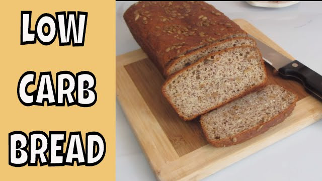 Gluten Free Low Carb Bread  Low Carb Almond Meal Seed Bread Gluten Free