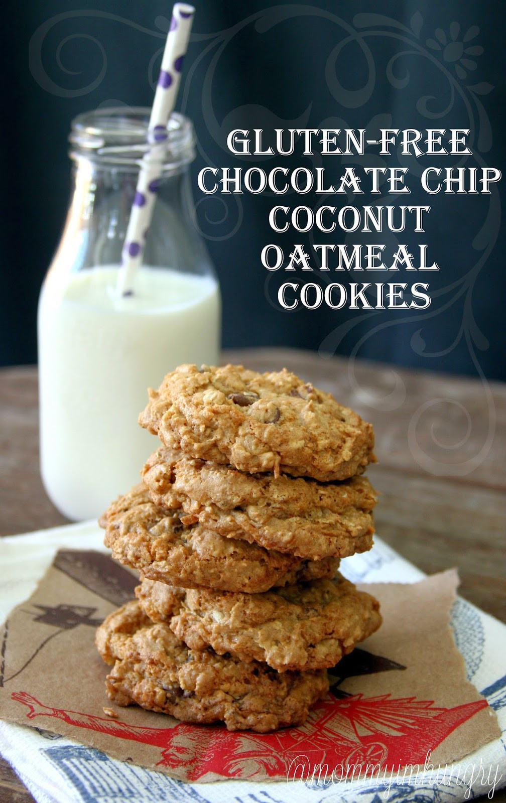 Gluten Free Oatmeal Coconut Cookies  MIH Recipe Blog Gluten Free Chocolate Chip Coconut