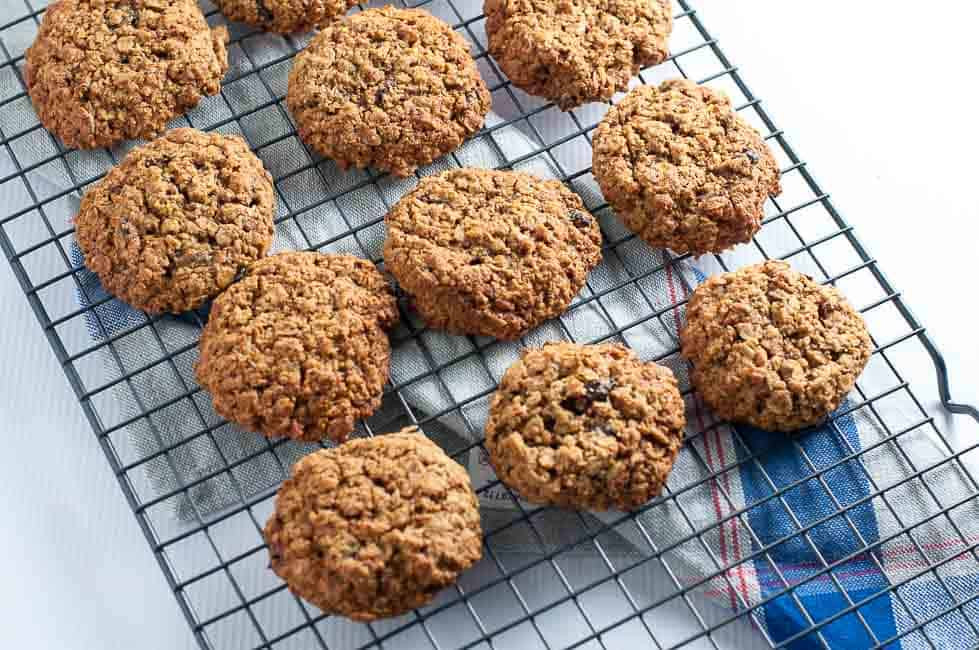 Gluten Free Oatmeal Coconut Cookies  Gluten Free Cherry Coconut Oatmeal Cookies Flavour and