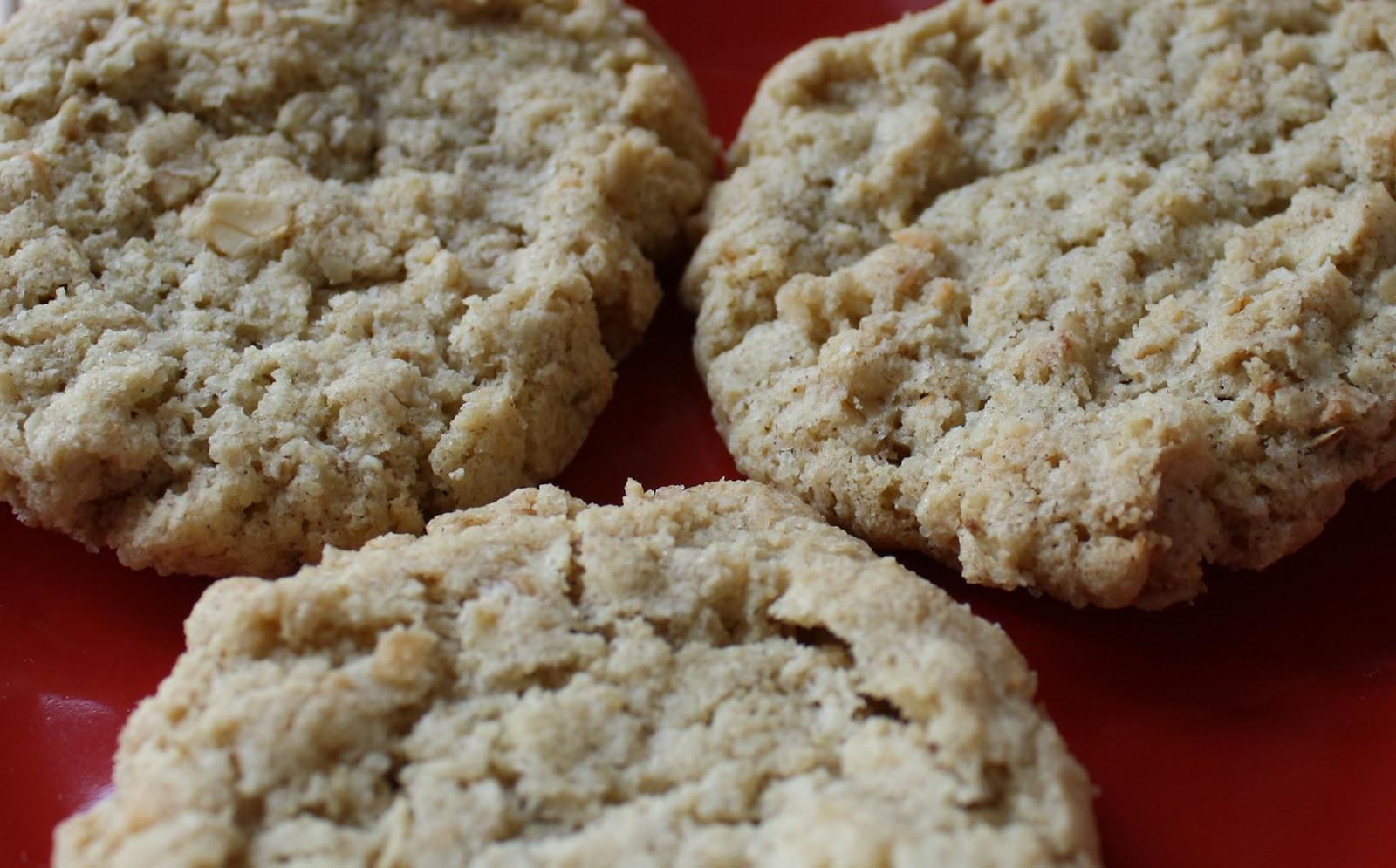 Gluten Free Oatmeal Coconut Cookies  Adaptive Cooking Oatmeal Coconut Cookies Gluten and