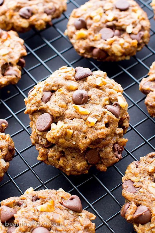 Gluten Free Oatmeal Cookies  gluten free oatmeal cookies almond flour
