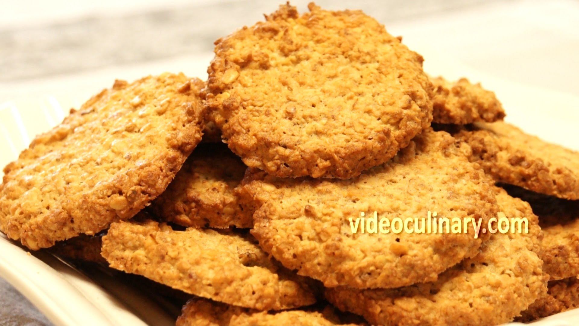 Gluten Free Oatmeal Cookies Recipe  Healthy Oatmeal Cookies Gluten Free Recipe Pop Diets