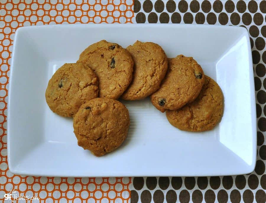 Gluten Free Oatmeal Cookies  Gluten Free Oatmeal Cookies use gfJules 1 rated Cookie Mix