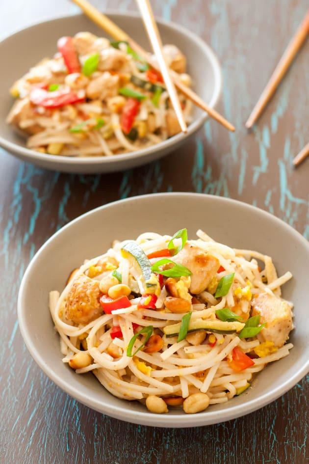 Gluten Free Pad Thai Recipe  Gluten Free Pad Thai Food Fanatic