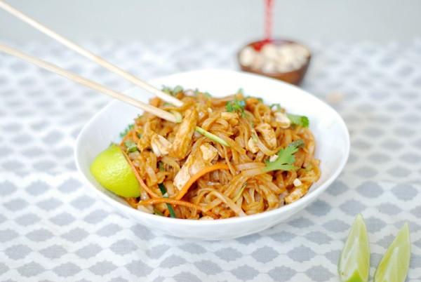 Gluten Free Pad Thai Recipe  Gluten Free Ve arian Pad Thai Your Whole Family Will