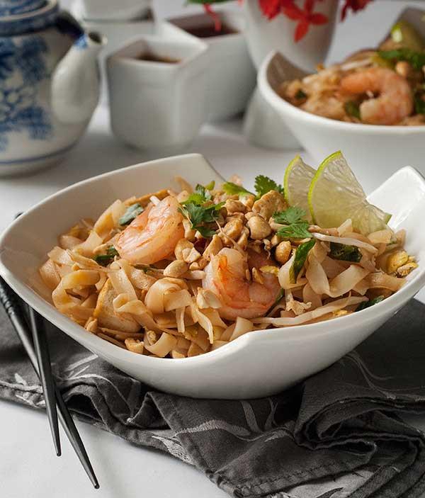 Gluten Free Pad Thai Recipe  Gluten Free Authentic Pad Thai Recipe