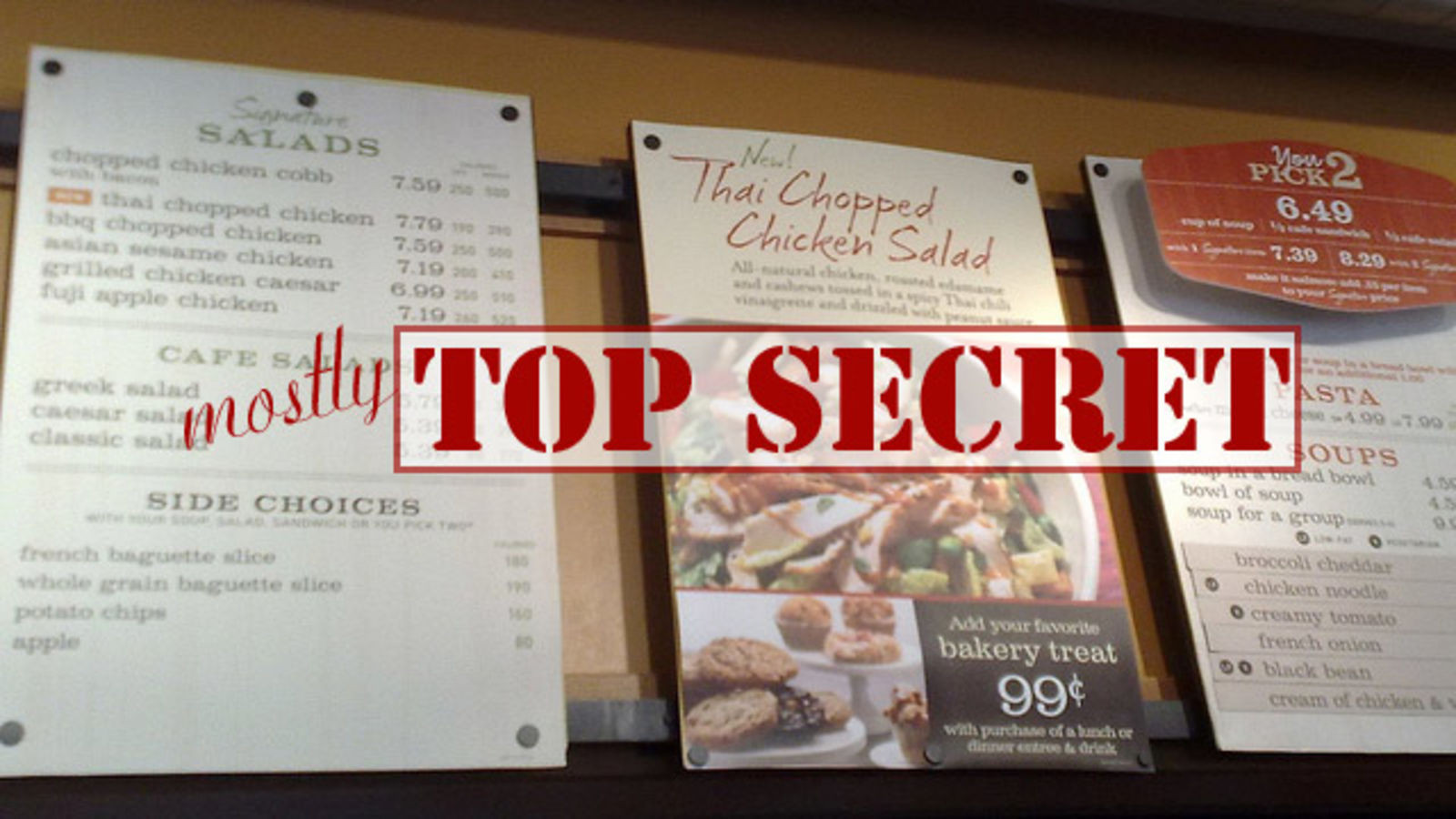 Gluten Free Panera Bread Menu  Order Bread Free Items from Panera Bread s Secret Menu