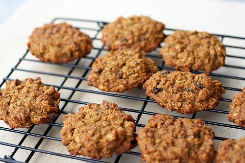 Gluten Free Pumpkin Oatmeal Cookies  Chewy Pumpkin Oatmeal Raisin Cookies Gluten Free Tasty