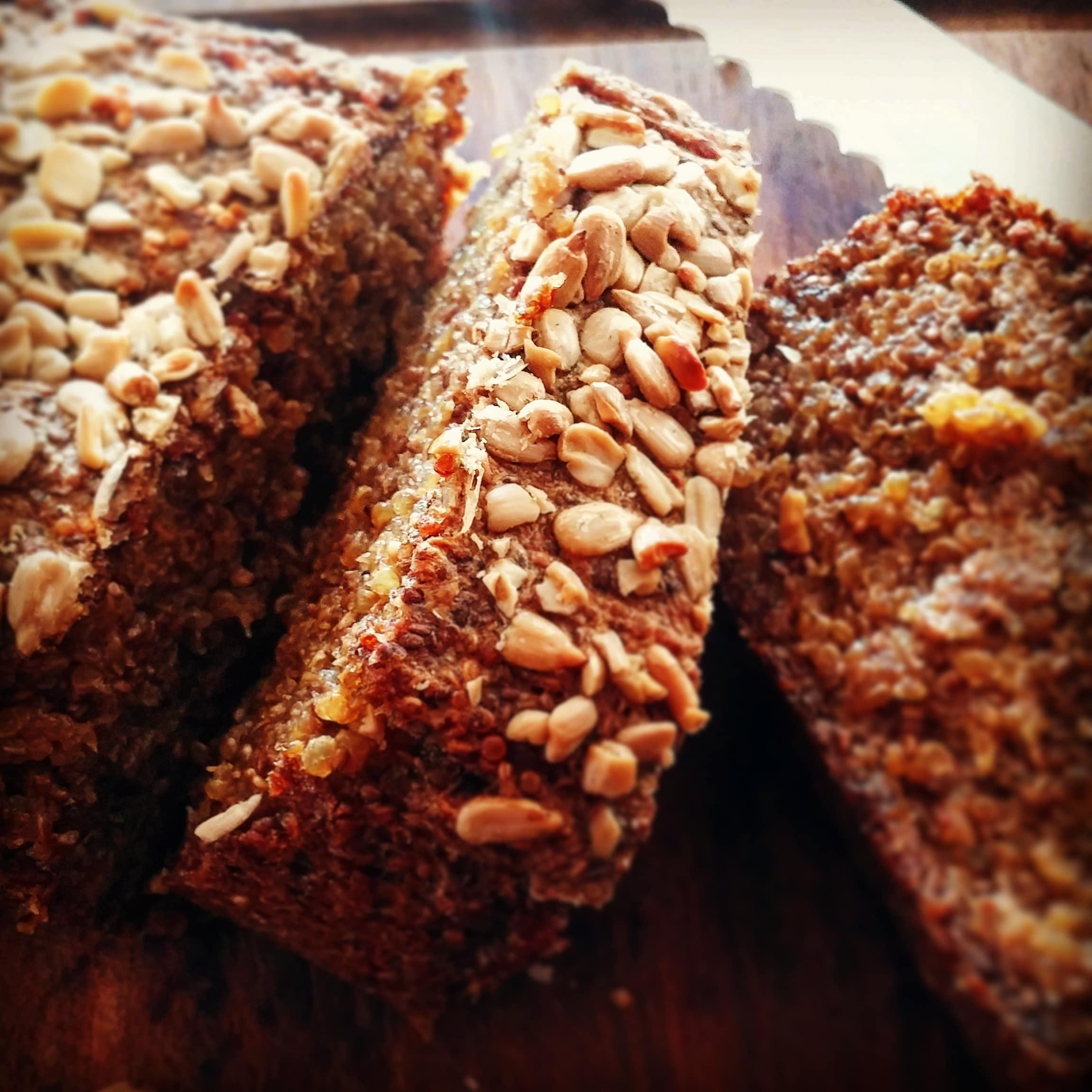 Gluten Free Quinoa Bread  Gluten Free Quinoa Bread Recipe [Vegan] Veggie Savvy