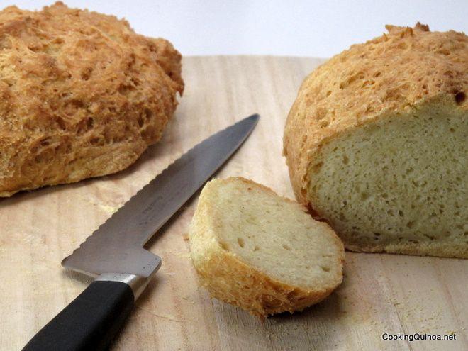 Gluten Free Quinoa Bread  Quinoa Bread Gluten Free Wendy Polisi