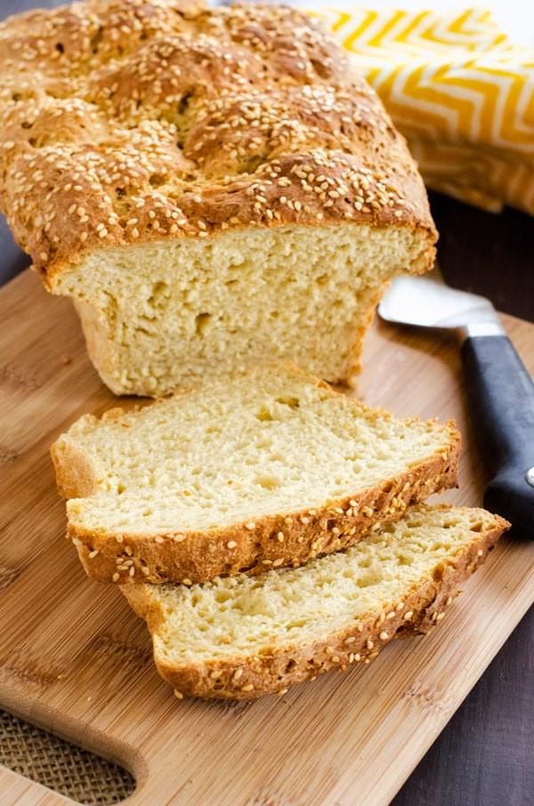 Gluten Free Quinoa Bread  65 More of Best Gluten Free Bread Recipes