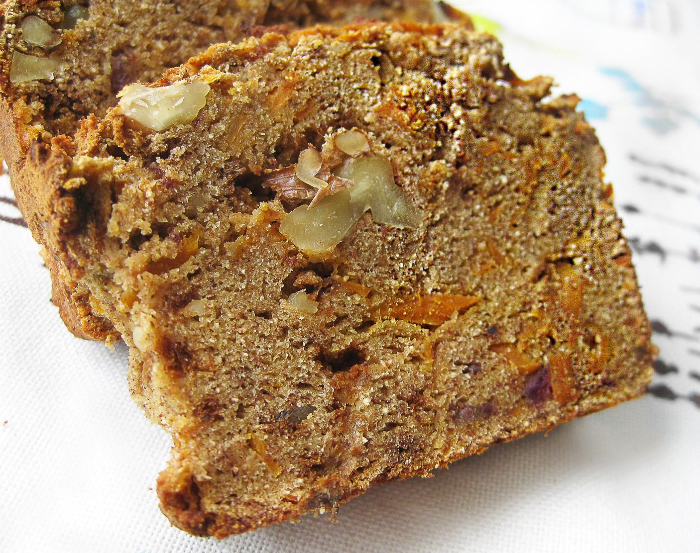 Gluten Free Quinoa Bread  Gluten Free Carrot Nut Bread Simply Quinoa