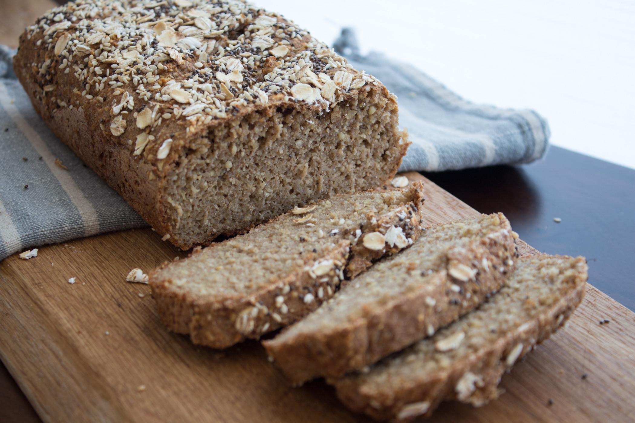 Gluten Free Quinoa Bread  Gluten Free Quinoa & Millet Bread Stacey Deering