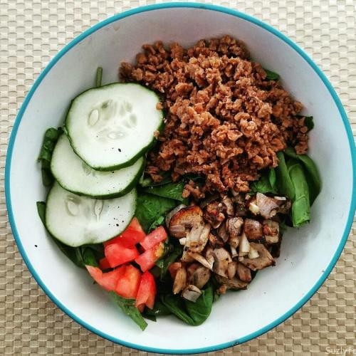 Gluten Free Recipes With Ground Beef  Suzlyfe Favorite Textured Ve able Protein Recipes